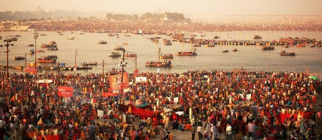 One month  of mystery in the Maha Kumbha Mela