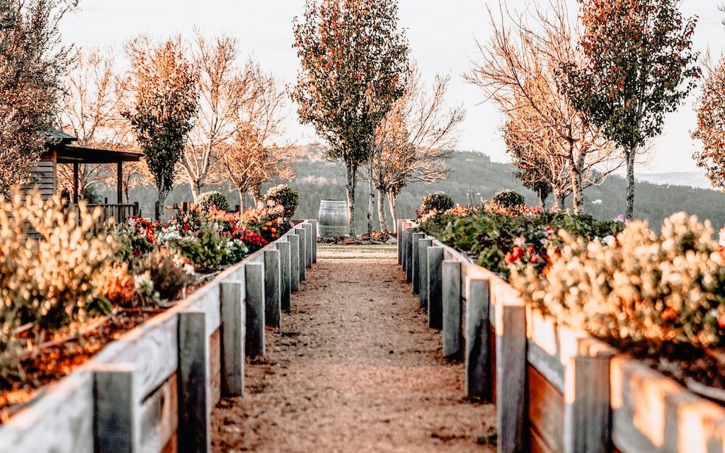 Building  raised garden beds—Heyokah Homestead style