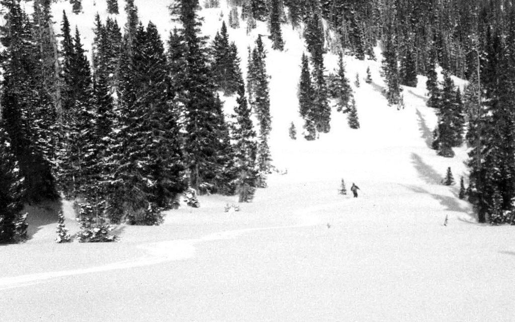 Winter trails  & Colorado cabins:  A unique wonderland