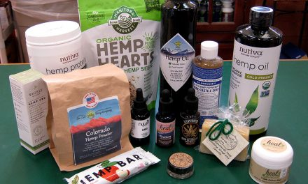 Hemp in the San Luis  Valley, part II