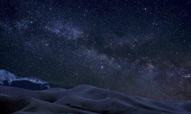 Great Sand Dunes Named an International Dark Sky Park