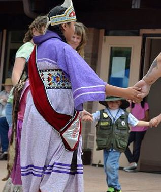 Jicarilla Apache Arts and Dances July 13 at Great Sand Dunes