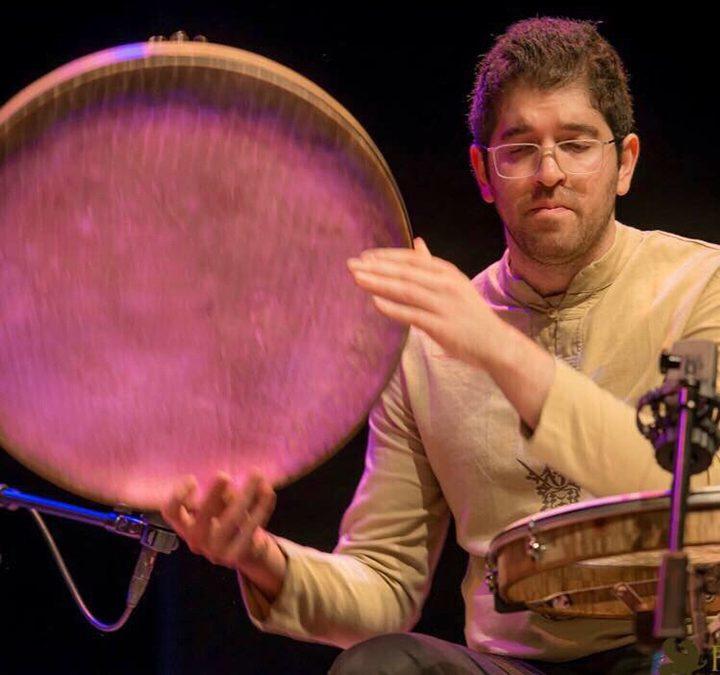 Adams State hosts Iranian Drummer