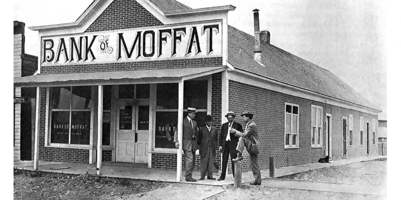 The creation of Moffat  & Hooper Colorado