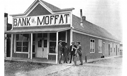 The creation of Moffat  & Hooper Colorado