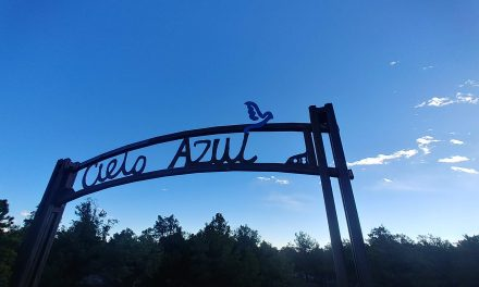 Cielo Azul offers local pet burial in natural setting