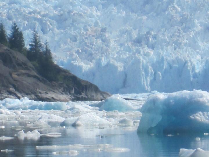 The green machine, a voyage in Alaska