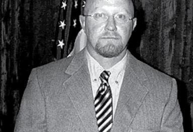 Dan Warwick, Sagauche County's new Sheriff
